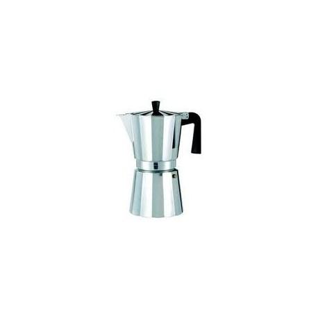 Cafetera aluminio Oroley New Vitro 1 taza