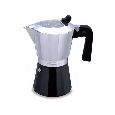 Cafetera Oroley Inducció 6/3 tasses