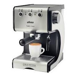 Cafetera ufesa CE7141 Duetto Creme
