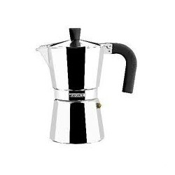 Cafetera Alumini Monix Vitro Express 12 Tasses