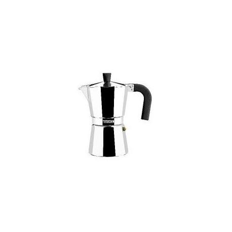 Cafetera Aluminio Monix Vitro Express 3 Tazas