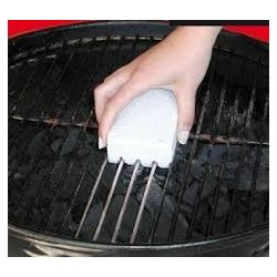 Cleaning Block Grill