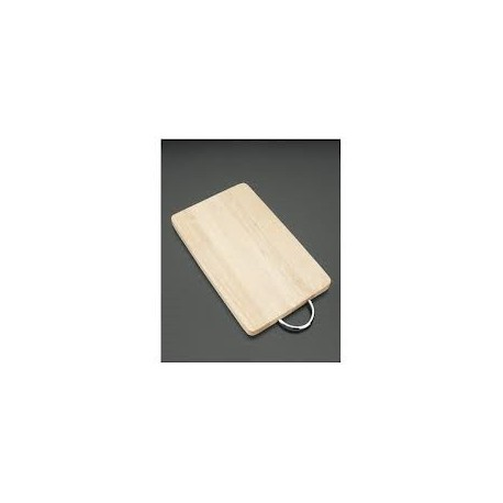 Tabla de cortar de madera 18 x 29