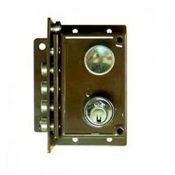 Cerradura Seguridad JiS 5240- Izquierda