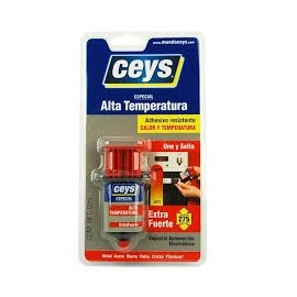 Adhesiu especial alta temperatura