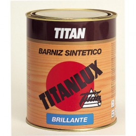 Barniz Brillante Titanlux 250ml