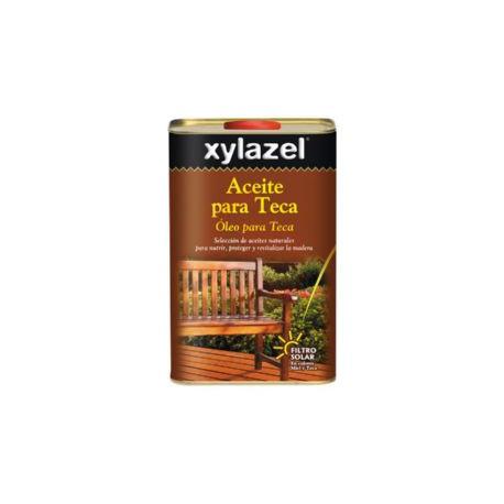 Aceite de teca xylazel incoloro ferreteria domestica - Aceite de teca para madera ...