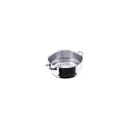 Suplemento a vapor INOXIBAR 20 cm
