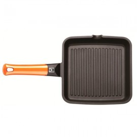 Grill rayado BRA EFFICIENT ORANGE 28x28