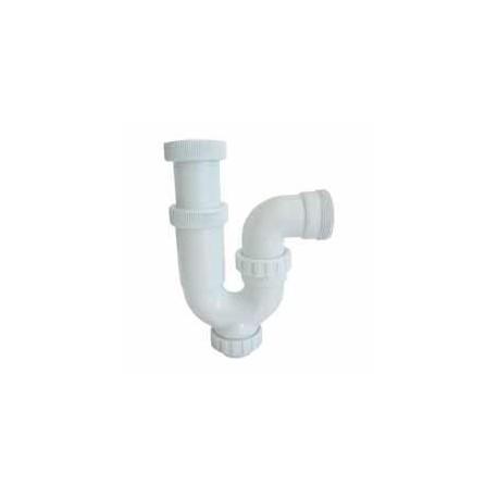 Válvula sifón goma PVC