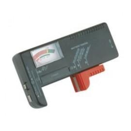 Comprobador de pilas y baterías
