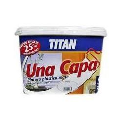 Titan una capa Rojo Teja 2,5L
