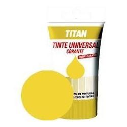 Tinte Universal TITAN AMARILLO