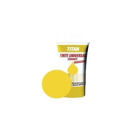 Tinte Universal TITAN OCRE