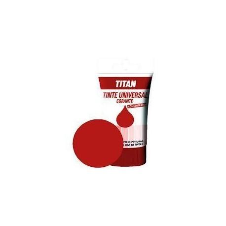 Tint Universal TITAN VERMELL