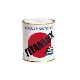 Esmalt Sintètic TITANLUX Blanc Ext. 250ml