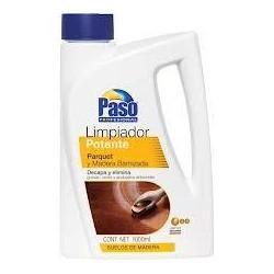 Limpiador Potente PASO para Parquet y Madera Barnizada
