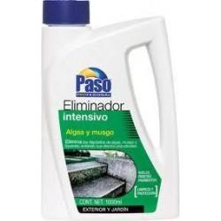 Eliminador Intensivo de Algas y Musgo PASO