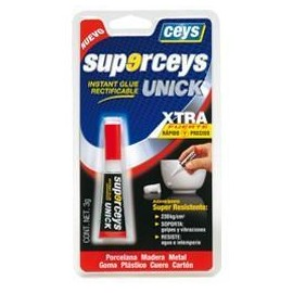 Superceys Unick xtra con pinzel