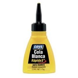 Cola Blanca Rápida 75 gr