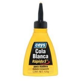 Cola Blanca Rápida 125 gr
