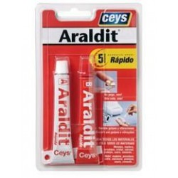 Araldite Ràpid 5 min 15+15 ml