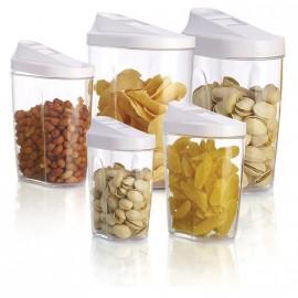 Emmagatzematge d'estris i aliments