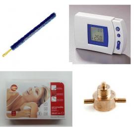 Complementos de calefacción y gas
