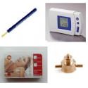 Complements de calefacció i gas